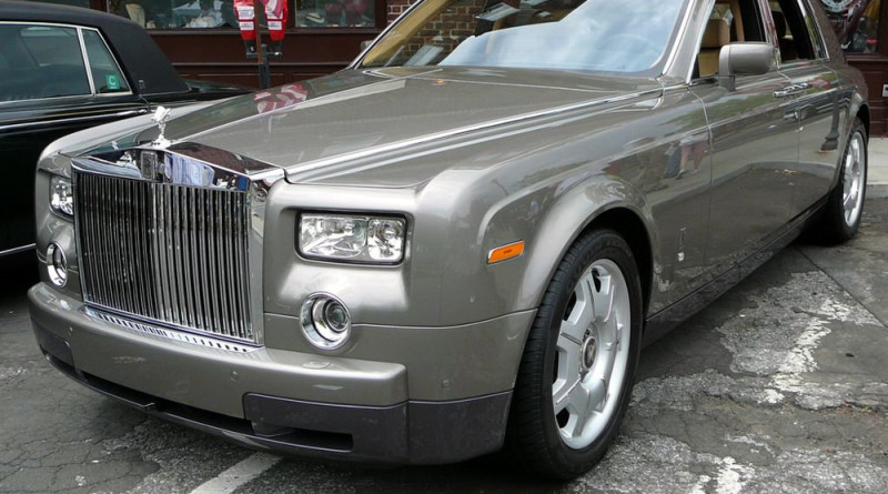 Rolls Royce Phantom Car